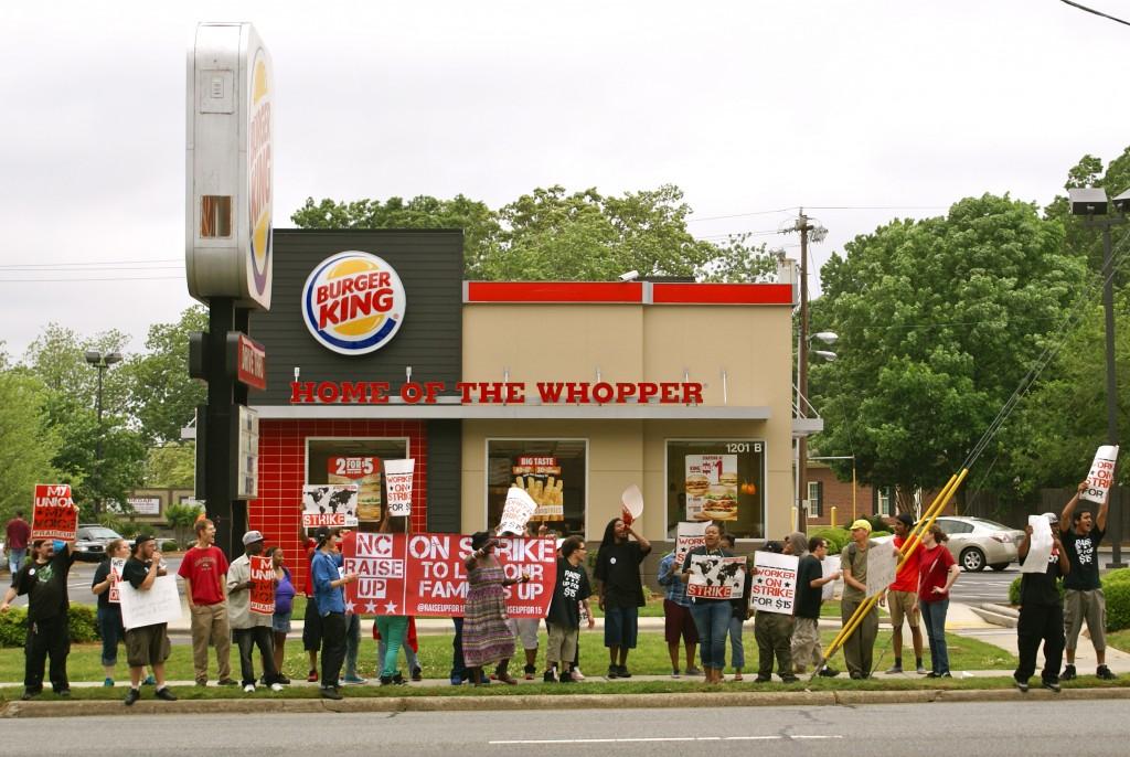 Hour Fast Food Greensboro Nc