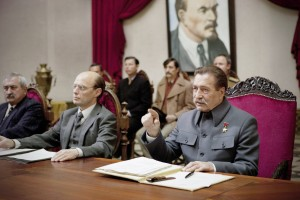 Allan met an array of characters in his 100-year life, including Joseph Stalin.