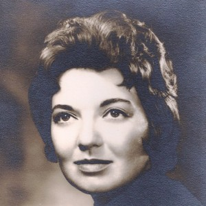 JoAnn Crews, mother and muse to the columnist, is gone but her inspiration lives on.