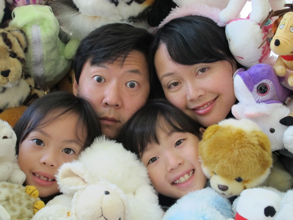 """""""We don't encourage our kids to be doctors,"""" Jeong says. """"They'll find something they love to do that we haven't even thought of."""""""