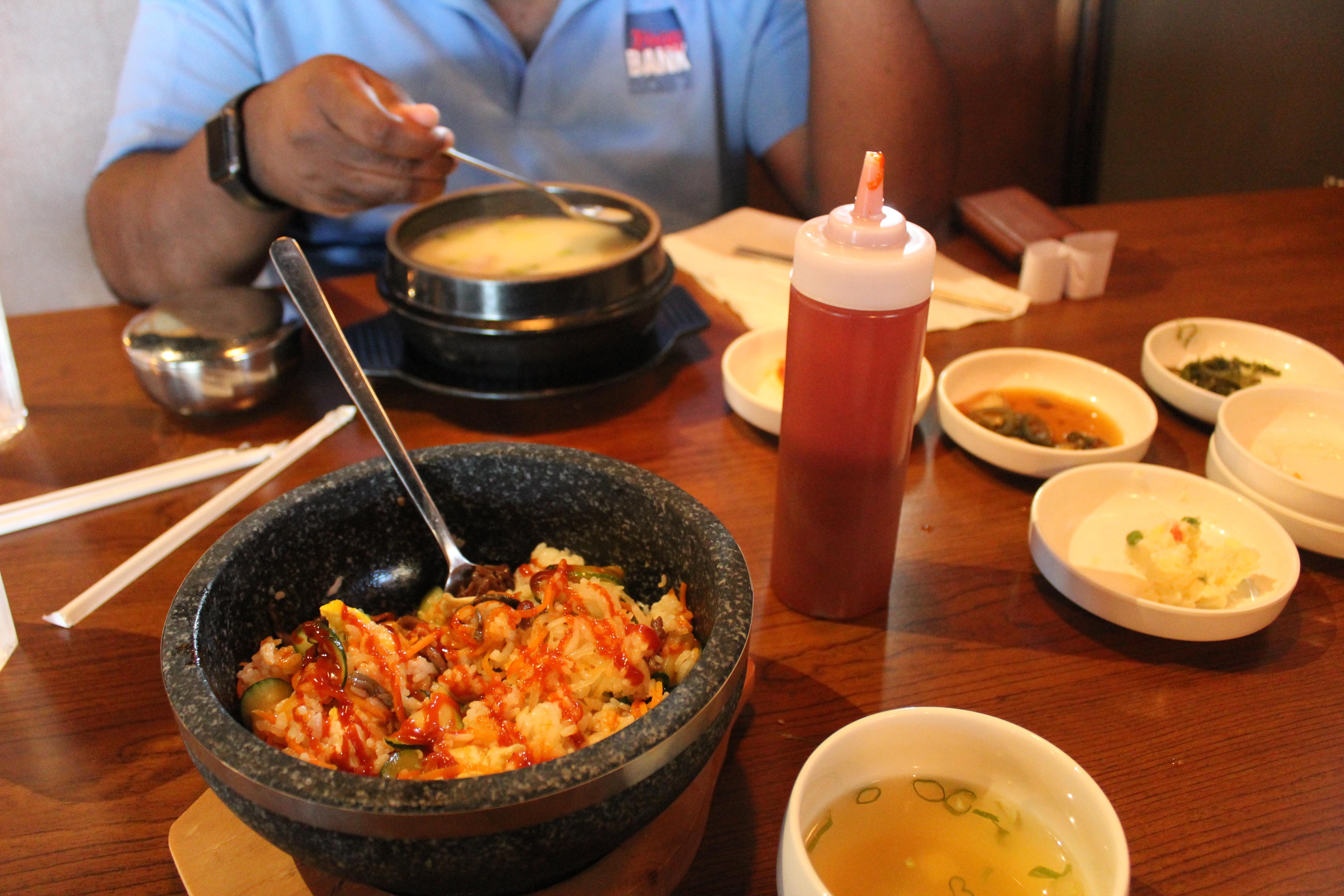 Restaurant expands the Triad's Korean options